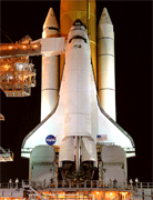 Nasa located in Houston since 1958 NASA has accomplished many great scientific and technological feats in air and space. NASA technology also has been adapted for many nonaerospace uses by the private sector. NASA remains a leading force in scientific research and in stimulating public interest in aerospace exploration, as well as science and technology in general... Example of Texas automation, engineering, chemical, automotive, electronics, industrial equipment, communications, power transmission, mechanical and high technology capabilities... Texas The lone Star State - Photo NASA / KSC