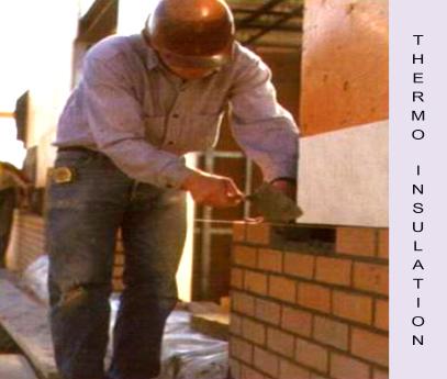 Aislante termico construccion fabrica material aislante - Aislantes termicos para paredes interiores ...